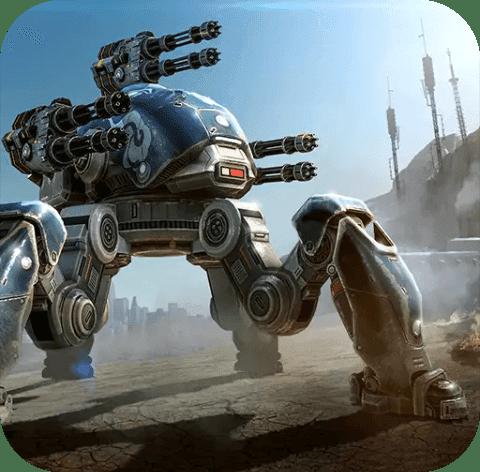 War Robots MOD APK Unlimited Gold Download (Money Mod+Data)