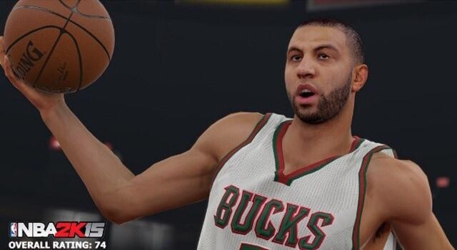 Kendall Marshall NBA 2K15 Screenshot