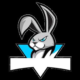 mentahan logo kelinci