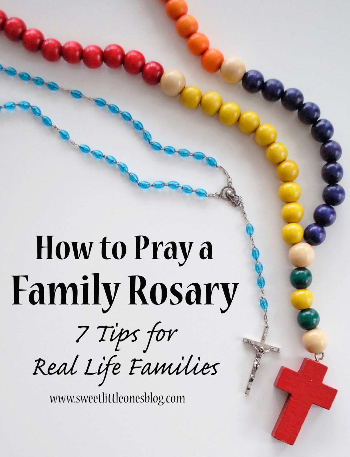 family praying the rosary - HD1226×1600