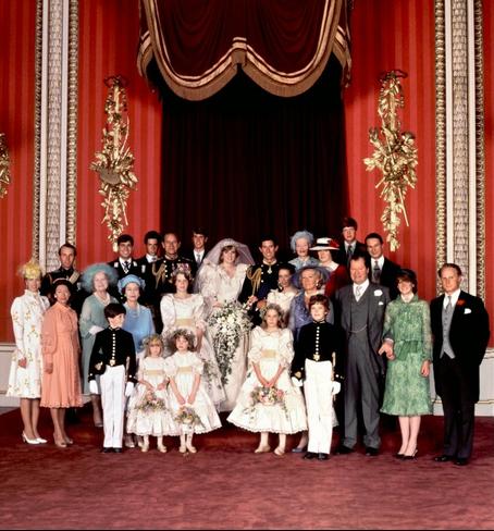 Princess Diana Amp Prince Charles Wedding A Look Back