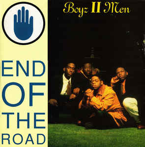 Boyz II Men: End Of The Road (1992) [VLS] [320kbps]