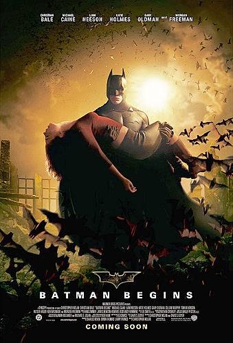 《蝙蝠俠-俠影之謎》:非一般的蝙蝠俠 | 似笑那樣遠