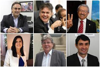 Em JP: Luciano lidera disputa ao Governo e Lígia supera Azevedo, aponta pesquisa 6Sigma