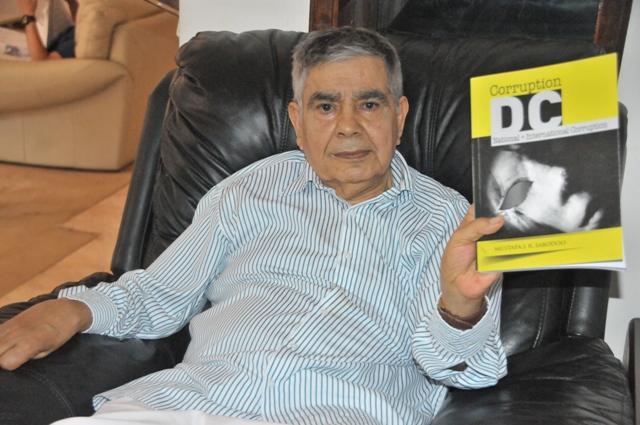 Mustapha Jaffer Sabodo