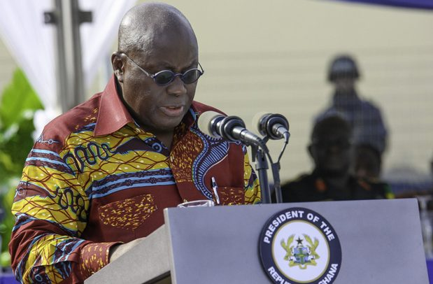 Gov't Has No Plans For Same-Sex Marriage – Akufo-Addo