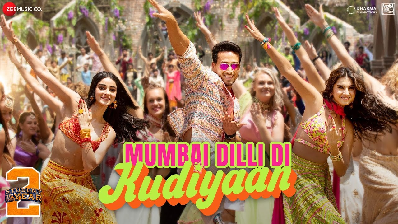 Mumbai Dilli Di Kudiyaan Full Song Lyrics - Student Of The Year 2