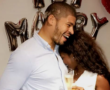One of the Ibru sons gets engaged to his girlfriend. Anyone know his name? (photos)