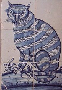 delft cat