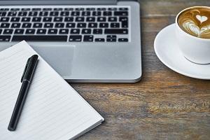 Ordenador para escritura creativa