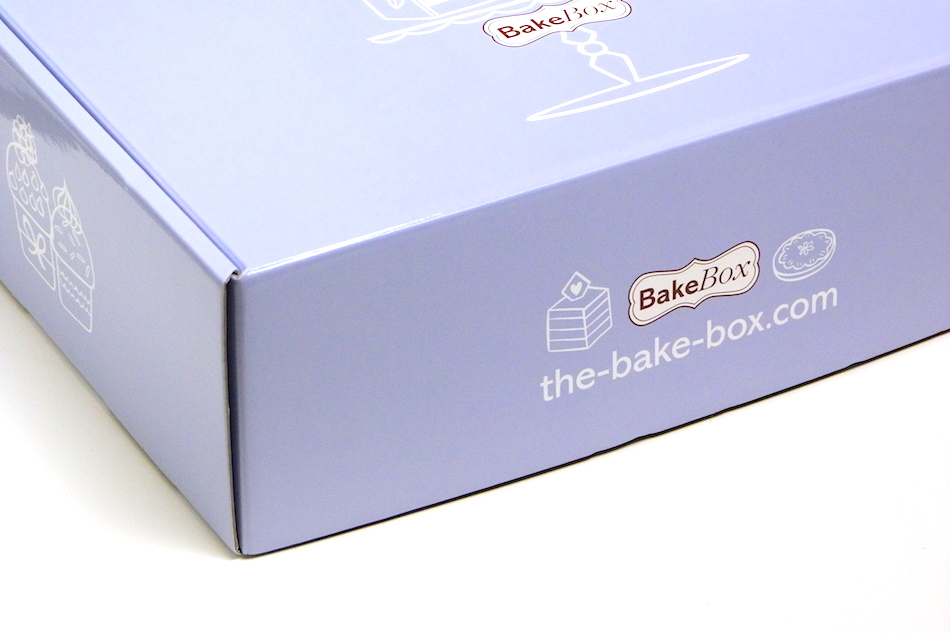an image of bake box subscription box review