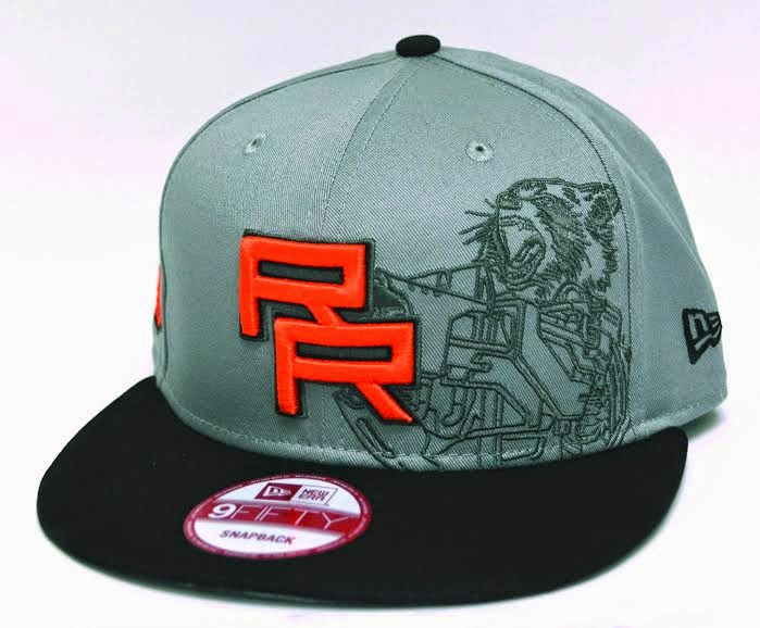 "61f4758624c Previews Exclusive ""Rocket Raccoon"" Guardians of the Galaxy Snapback Hat by New  Era"