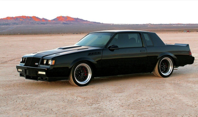 muscle car collection 1987 buick grand national gnx fast