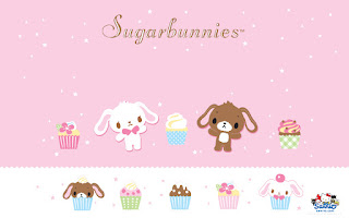 Fondos de Sugar Bunnies.