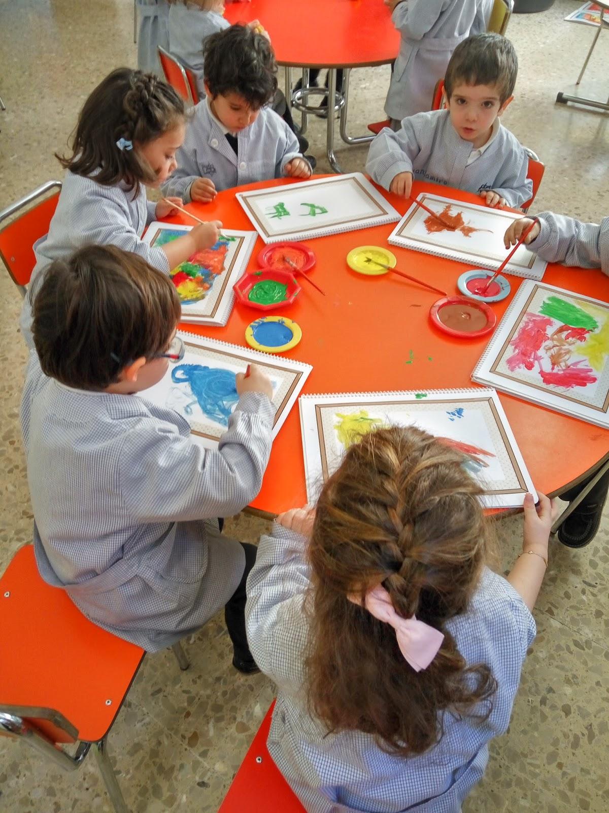 Agustinas Valladolid - 2017 - Infantil 1 - Artistas 5