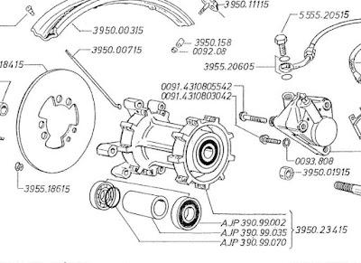 montesa cota 247 workshop manual