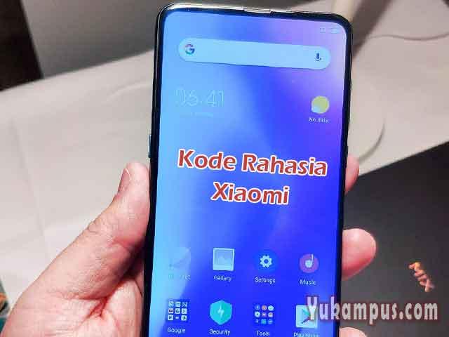 Daftar Kode Rahasia Xiaomi Redmi Lengkap Dan Fungsinya Arti Mimpi