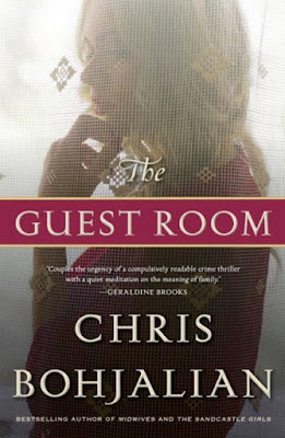 The Guest Room by Chris Bohjalian - book cover