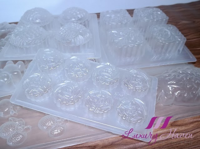 lovely cny jelly moulds