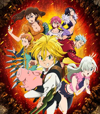 Inilah 10 Manga Terlaris Hingga Pertengahan Tahun 2016