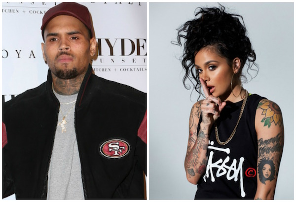 Chris Brown arremete contra Kehlani, tras aparente intento de suicidio.