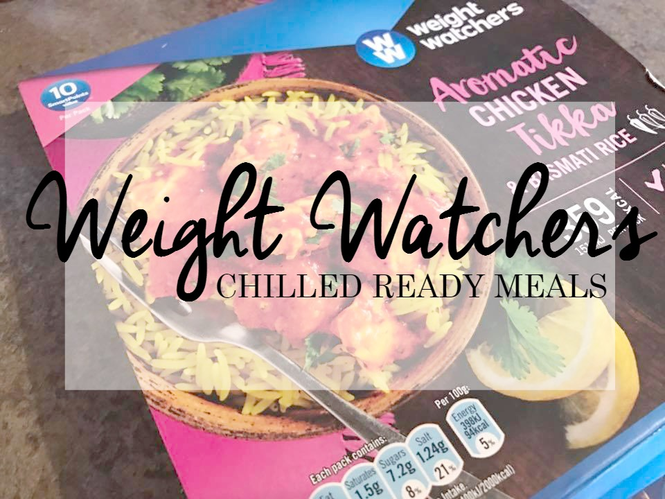 Weight Watchers Ready Made Meals