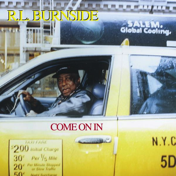 Classic Music Television presents the blues music of R.L. Burnside