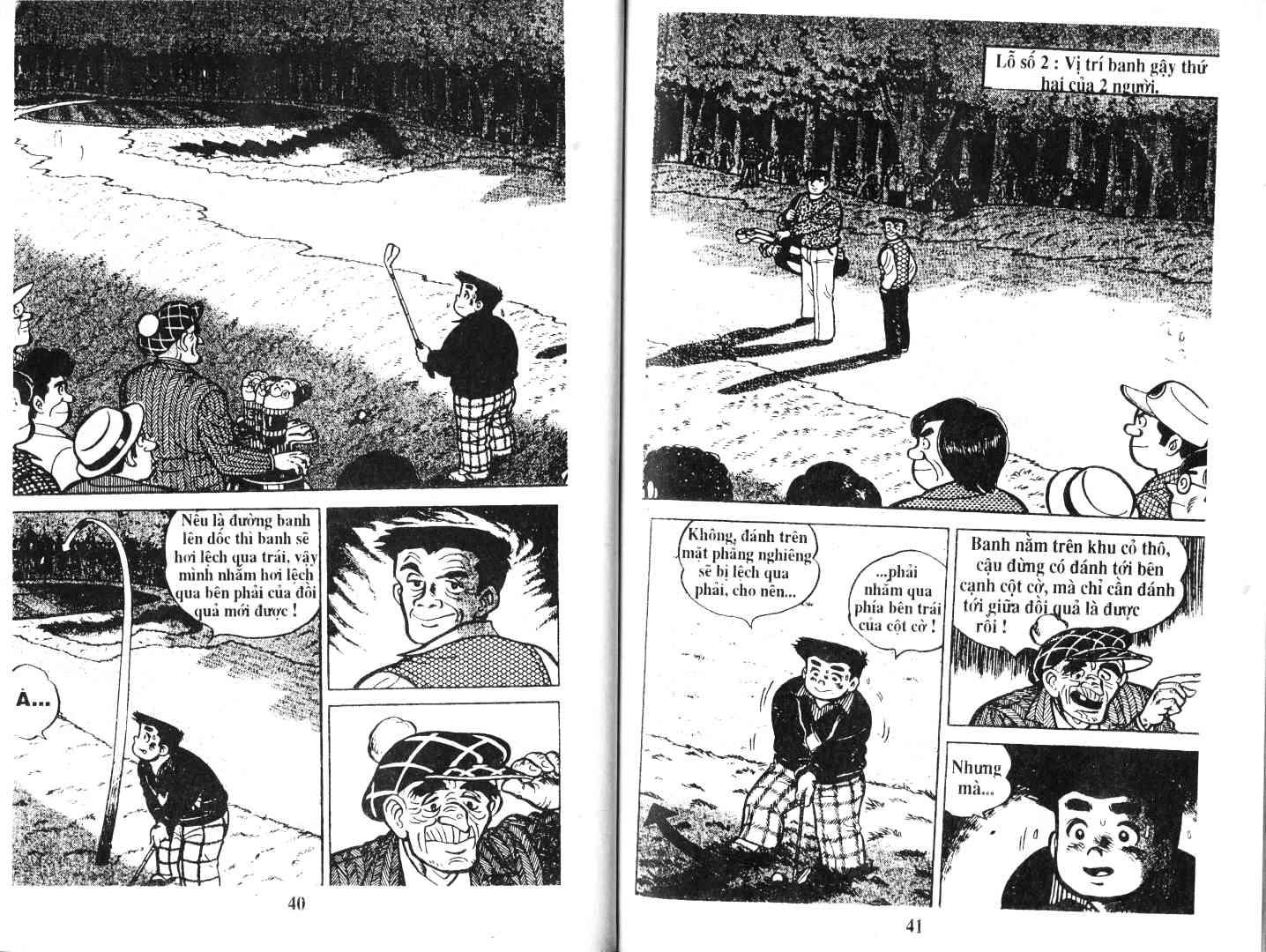 Ashita Tenki ni Naare chapter 51 trang 19