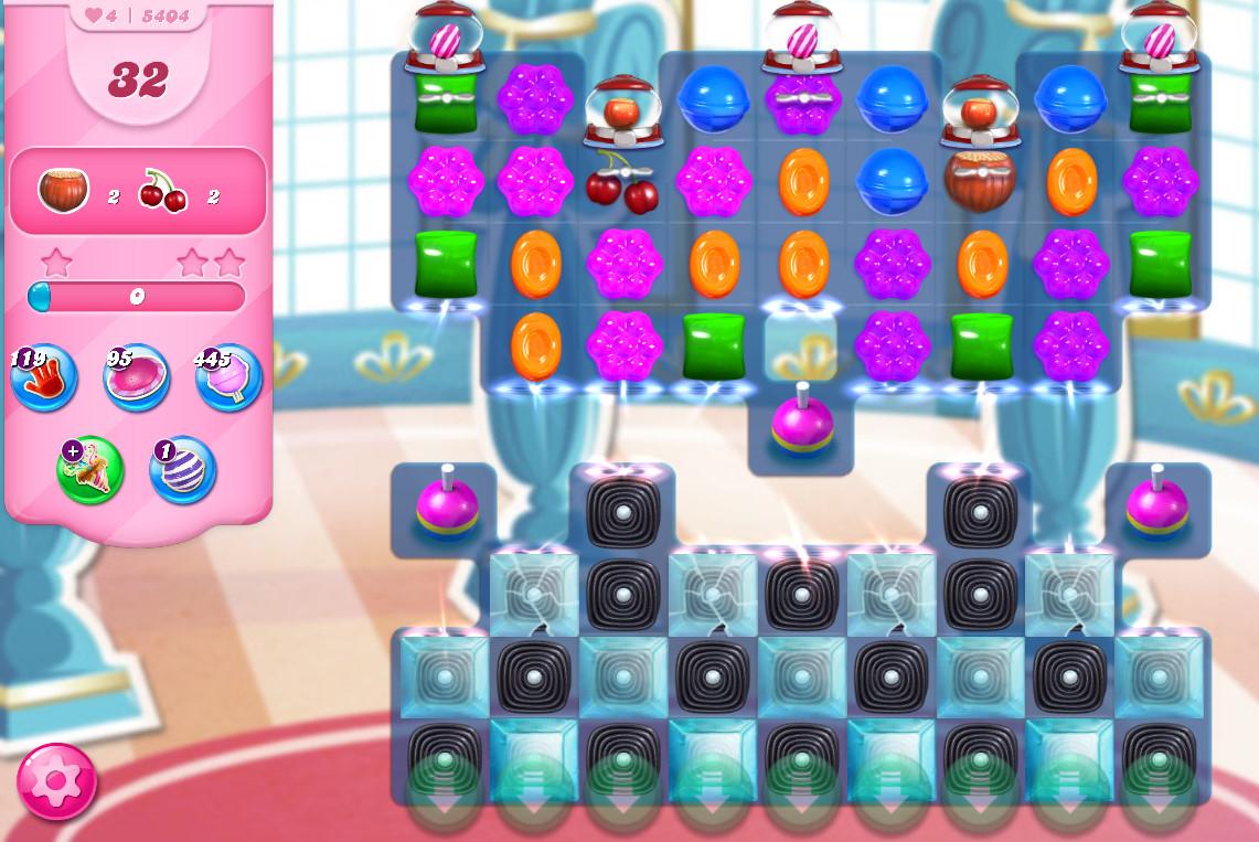 Candy Crush Saga level 5404
