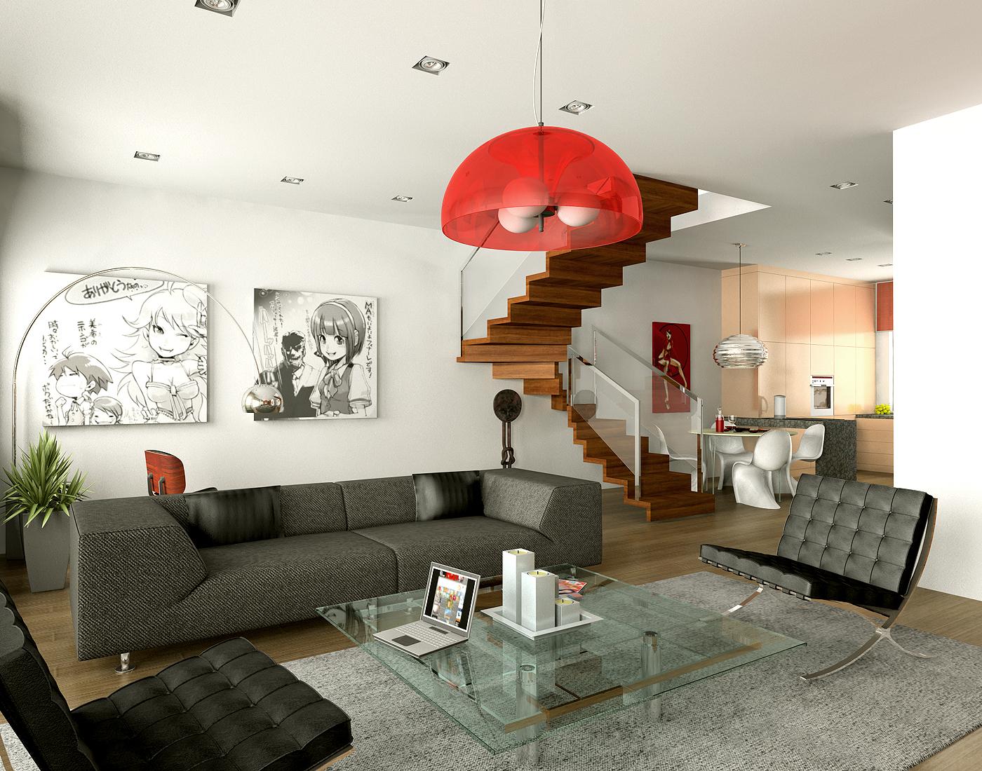 inspiration magnifique pour vos salons d cor de maison d coration chambre. Black Bedroom Furniture Sets. Home Design Ideas