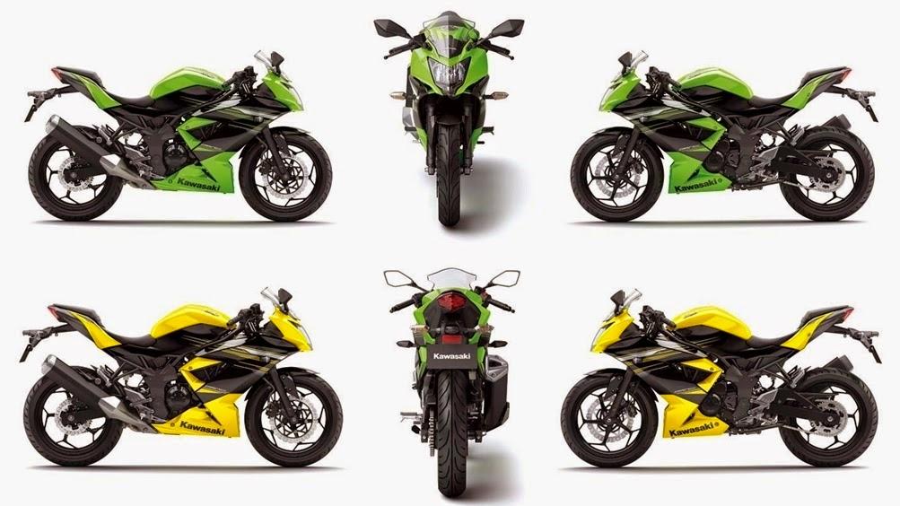 Daftar Harga Motor Kawasaki Terbaru 2017