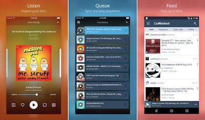 Mixcloud - Mix Radio & DJ