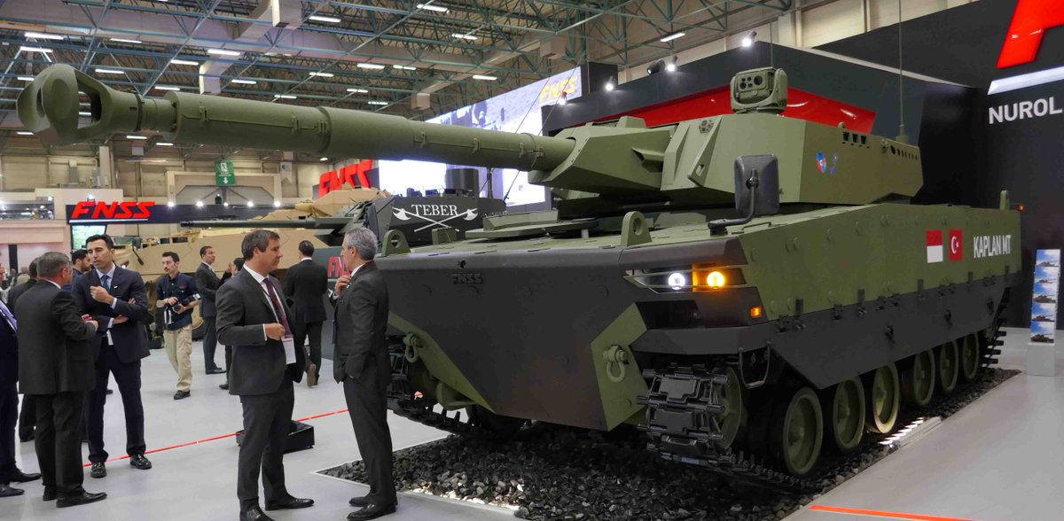 Philippine Army's Planned Acquisition of Tanks and Armoured
