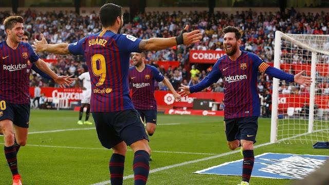 مفاجأة.. برشلونة خطط لاستعادة نجمه السابق