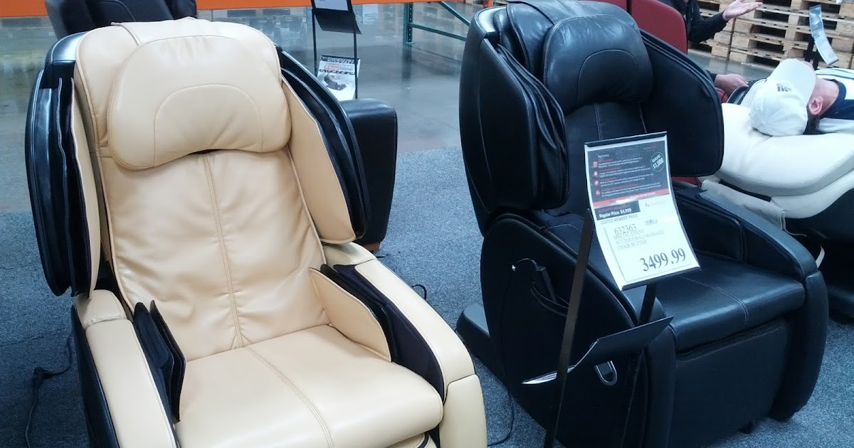 massage chair for therapist duet rollator transport human touch acutouch 6.0 | costco weekender