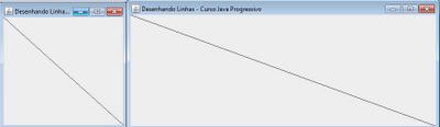 Como usar os metodos getWidth e getHeigth para desenhar em Java