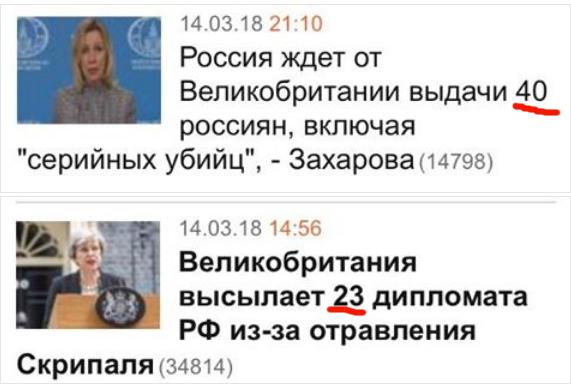 Британия высылает 23 российских дипломата.