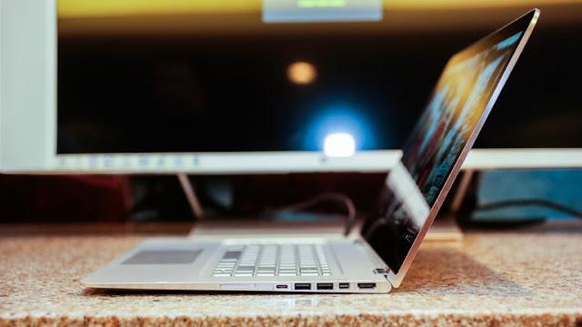 Laptop Tertipis Di Dunia : HP Spectre