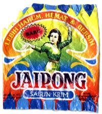 Sabun Merek JAIPONG