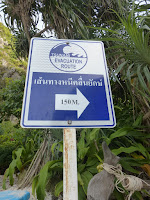 aviso tsunami, evacuación, ailandia, La vuelta al mundo de Asun y Ricardo, vuelta al mundo, round the world, mundoporlibre.com