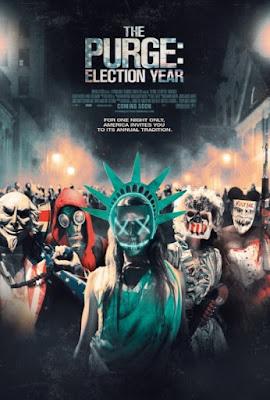 film horor terbaik The Purge: Election Year