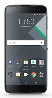 BlackBerry launches DTEK60 with 5.5-inch screen, fingerprint sensor, Android 6.0 Marshmallow and Snapdragon 820 processor