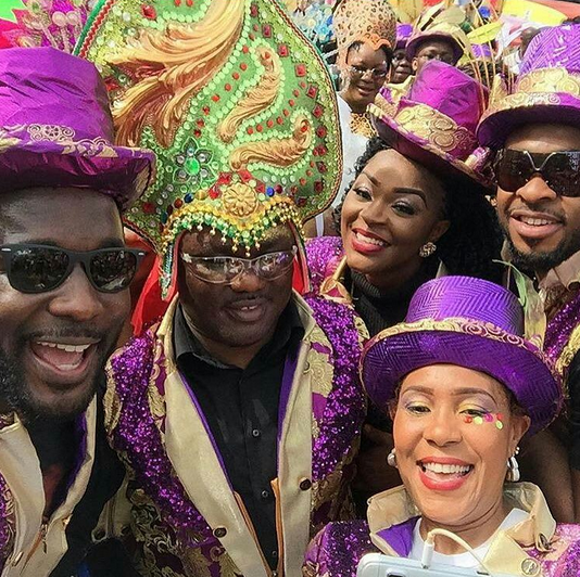 Calabar Carnival 2014 Pictures Kate Henshaw Psquare | 2016 Car Release Date
