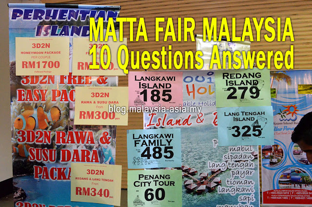 Questions and Answers about Matta Fair