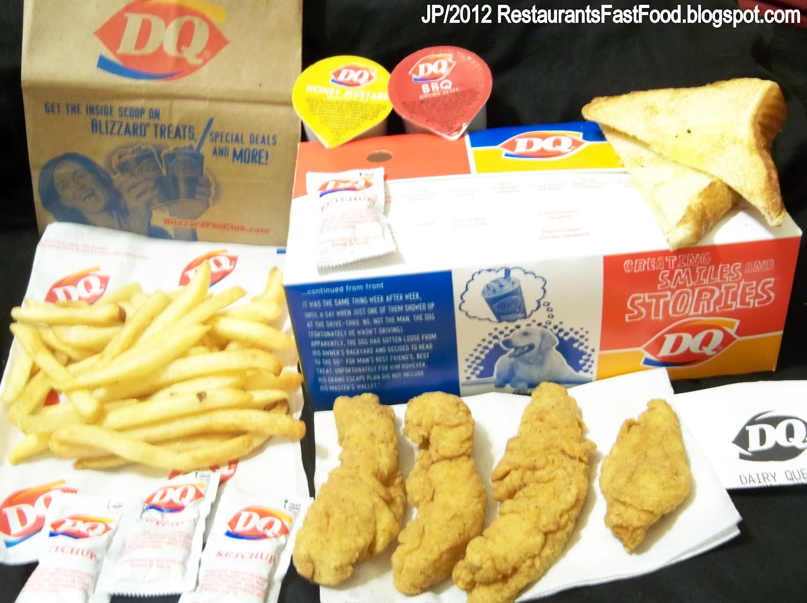 Houston Fast Food Restaurants