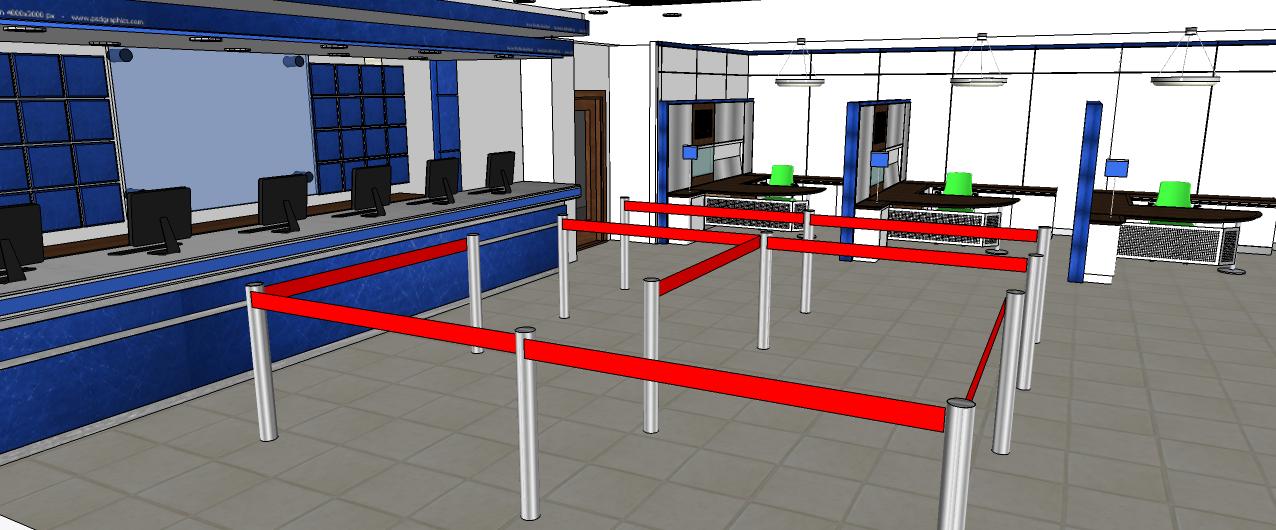 Oficina bancaria maqueta virtual freelancer jobs for Oficina virtual medio rural