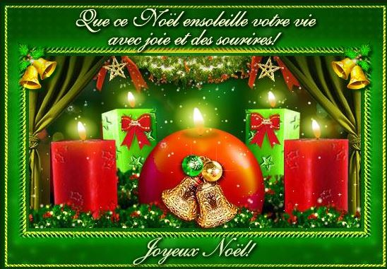 christmas wishes greetings in french language