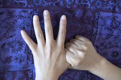 Beberapa Pijatan di jari tangan ini dapat ganti kesehatanmu dalam waktu cepat