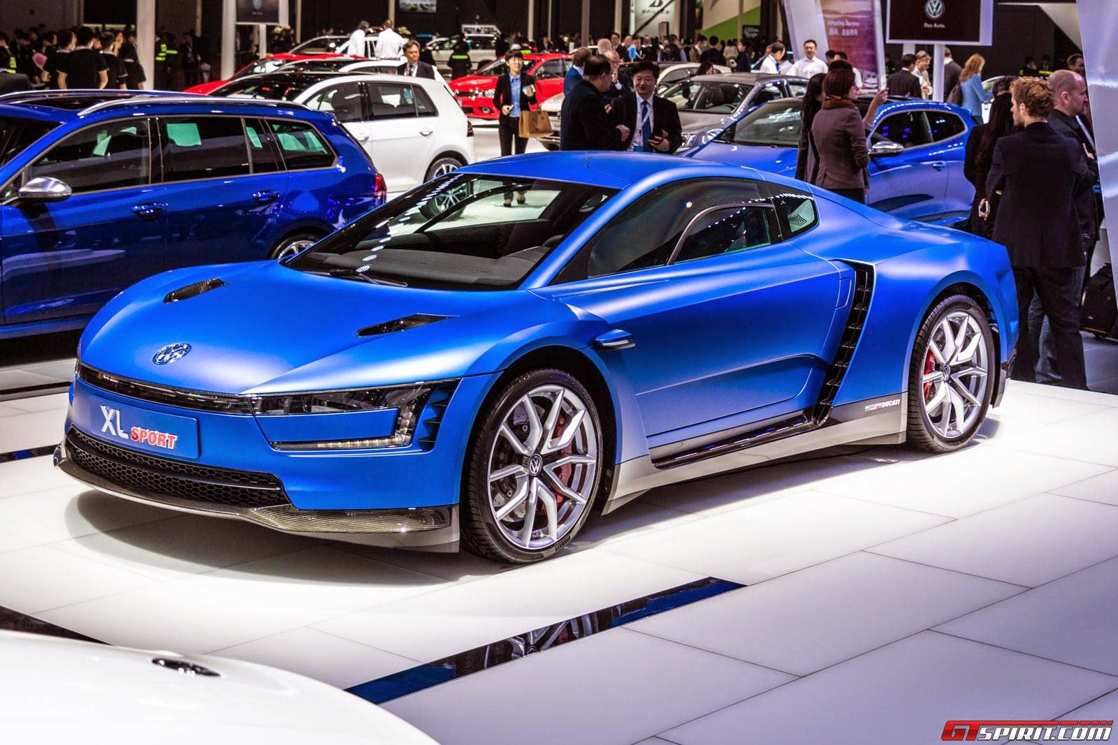 Volkswagen S Sports Car With The Ducati Engine