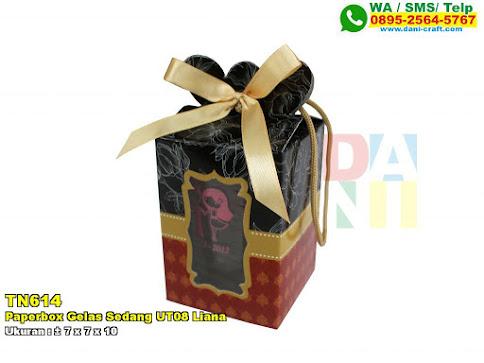 Paperbox Gelas Sedang UT08 Liana